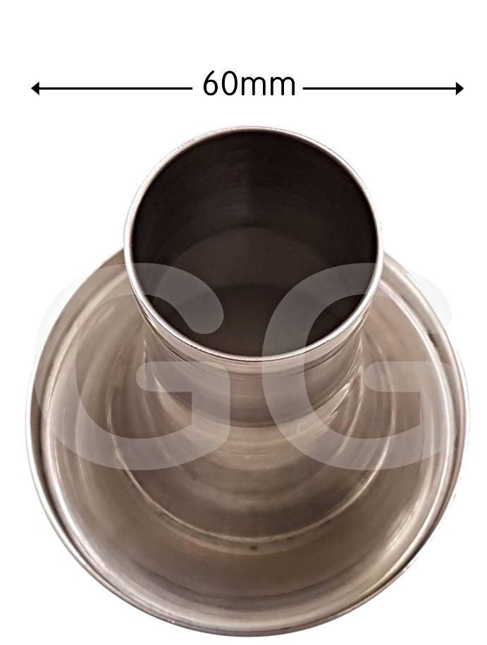 Ggr Spun Aluminium Induction Kit Intake Trumpet Mm Ggr Mm P on Trumpet Parts Diagram